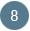 #8 Button